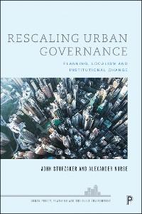 Cover Rescaling Urban Governance