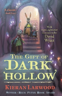 Cover The Gift of Dark Hollow