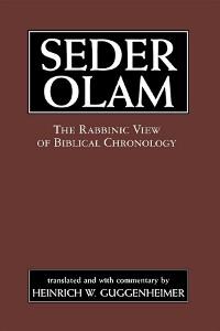 Cover Seder Olam