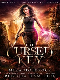 Cover The Cursed Key