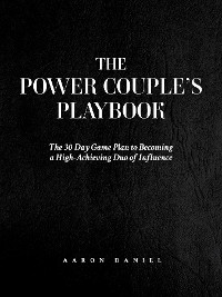Cover The Power Couple's Playbook