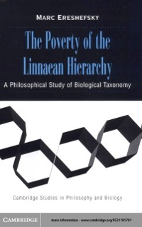 Cover Poverty of the Linnaean Hierarchy