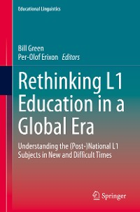 Cover Rethinking L1 Education in a Global Era