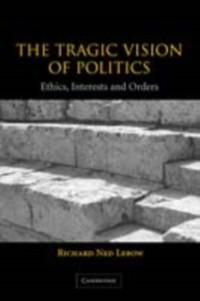 Cover Tragic Vision of Politics
