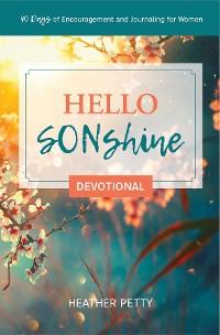 Cover Hello SONshine Devotional