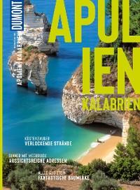 Cover DuMont Bildatlas Apulien, Kalabrien