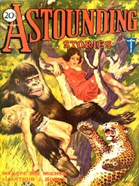 Cover Astounding Stories of Super-Science, Vol 18