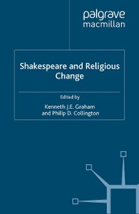 Cover Shakespeare and Religious Change