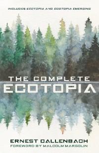 Cover The Complete Ecotopia