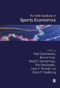 Cover The SAGE Handbook of Sports Economics