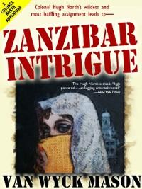 Cover Zanzibar Intrigue