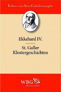 Cover St.Galler Klostergeschichten