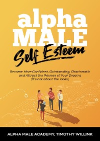 Cover Alpha Male Self Esteem