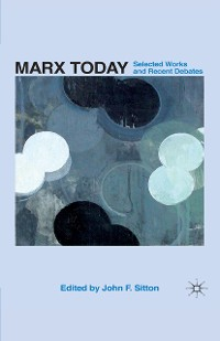 Cover Marx Today