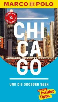 Cover MARCO POLO Reiseführer Chicago und die großen Seen