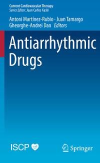 Cover Antiarrhythmic Drugs
