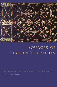 Cover Sources of Tibetan Tradition