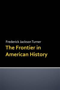 Cover The Frontier in American History