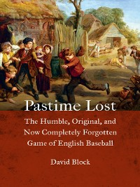 Cover Pastime Lost