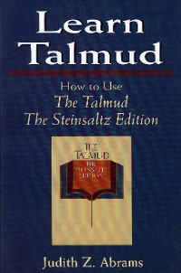 Cover Learn Talmud