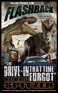 "Cover Tales from the Flashback: ""The Drive-in That Time Forgot"""