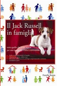 Cover Il Jack Russell in famiglia