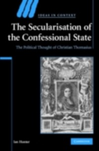 Cover Secularisation of the Confessional State