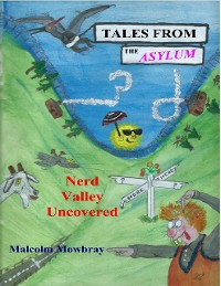 Cover Tales from the Asylum, Nerd Valley Uncovered
