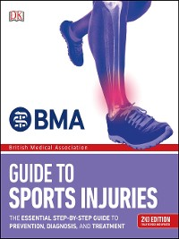 Cover BMA Guide to Sports Injuries