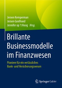 Cover Brillante Businessmodelle im Finanzwesen