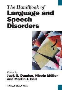 Cover The Handbook of Language and Speech Disorders