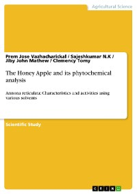Cover The Honey Apple and its phytochemical analysis