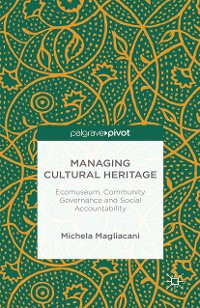 Cover Managing Cultural Heritage