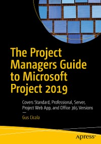 Cover The Project Managers Guide to Microsoft Project 2019