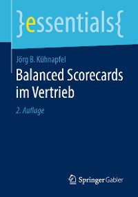 Cover Balanced Scorecards im Vertrieb