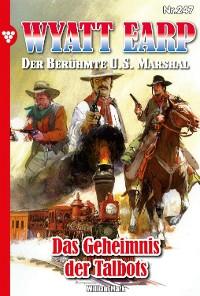 Cover Wyatt Earp 247 – Western