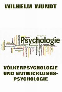 Cover Völkerpsychologie und Entwicklungspsychologie