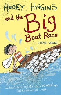 Cover Hooey Higgins and the Big Boat Race