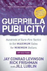 Cover Guerrilla Publicity