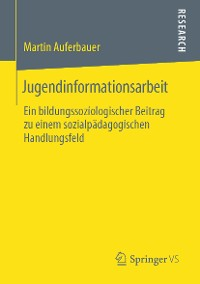Cover Jugendinformationsarbeit