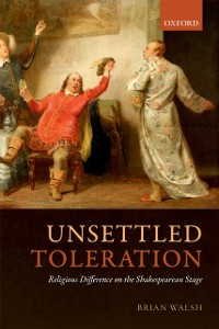 Cover Unsettled Toleration