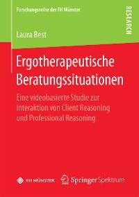 Cover Ergotherapeutische Beratungssituationen
