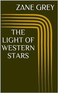 Cover The Light of Western Stars