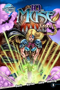 Cover 10th Muse: Justice #3