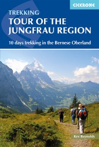 Cover Tour of the Jungfrau Region