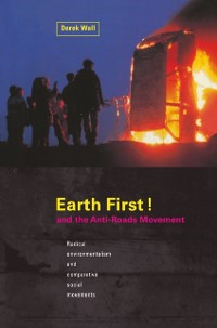 Cover Earth First:Anti-Road Movement