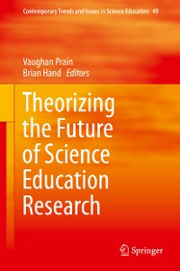 Cover Theorizing the Future of Science Education Research