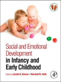 Cover Social and Emotional Development in Infancy and Early Childhood