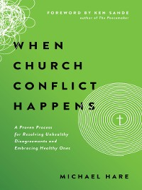 Cover When Church Conflict Happens