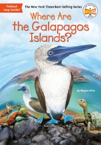 Cover Where Are the Galapagos Islands?